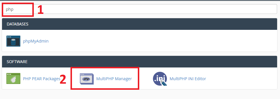 MultiPHP Manager 1
