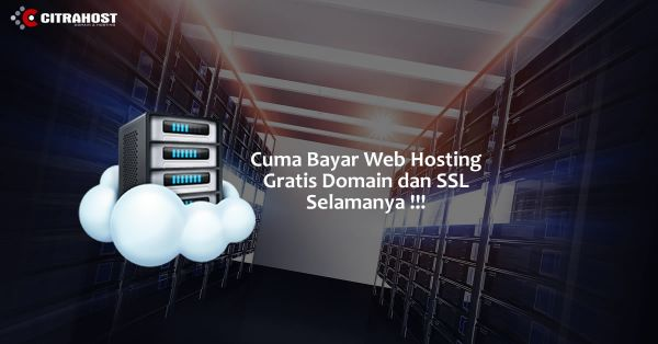 Web Hosting Gratis Domain Dan SSL