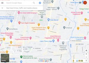 Cara menambahkan lokasi kedalam Google Maps