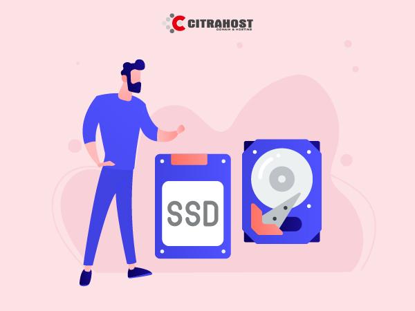 PERBEDAAN ANTARA HDD DAN SSD