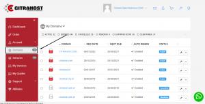 Mengarahkan Domain .Com ke Layanan Blogspot