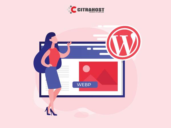 cara mempercepat wordpress dengan gambar webp