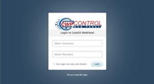 Cara Instalasi Centos Web Panel CentOS 7